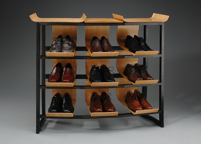 Bespoke: A Cabinet for a Man's Shoes