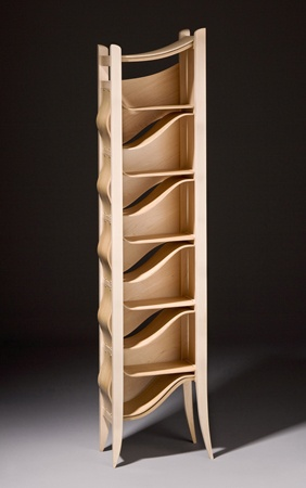 The Perfect Pair: A Cabinet for Shoes and their Corresponding Handbags