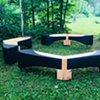 Chain Saw Sculpture