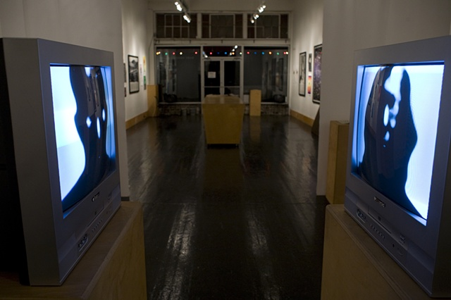 Confrontation II Video installation 2009  AVAILABLE