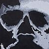 """Bo Acrylic on Yupo  22"""" x 32"""" 2009  SOLD"""