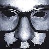 "Sam Acrylic on Yupo 30"" x 37"" 2009  SOLD"