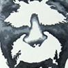"""Rick Acrylic on Yupo 40"""" x 50"""" 2009  AVAILABLE"""