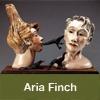 Aria Finch The Secret, 2009 stoneware