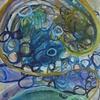 Blue #5 (Green Fireball)