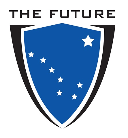 the future logo design