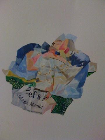 Van Cleef & Arpels Magic Alhambra, Nora Mulheren