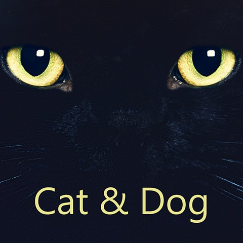 Cat & Dog Faunagraphs