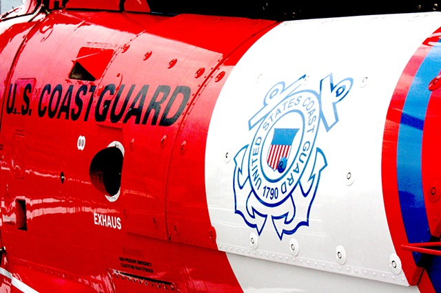 USCG Chopper Detail