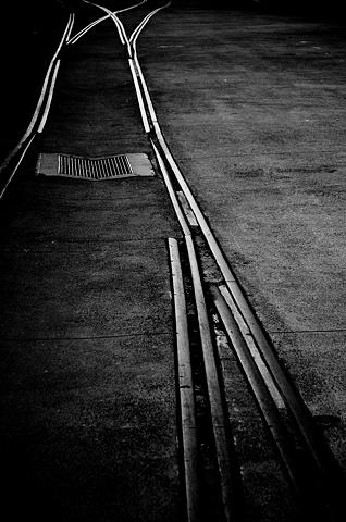 Railroad Tracks ~ Sydney