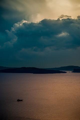 Aegean Sea - Santorini