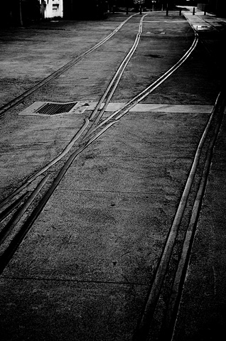 Railroad Tracks 2 ~ Sydney