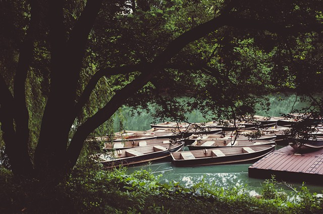 Boats - Central Park