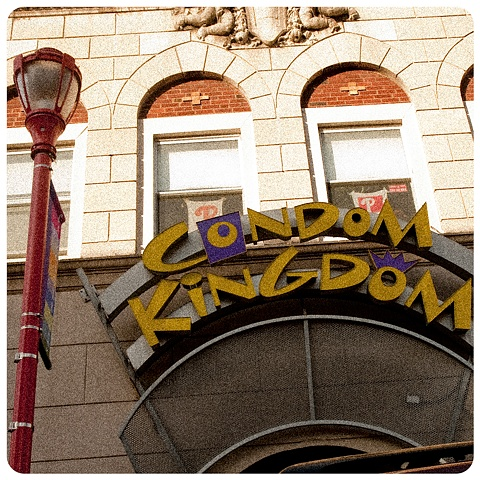 Condom Kingdom ~ Philadelphia, PA,  USA