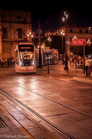 Plaza Nuevo ~ Sevilla