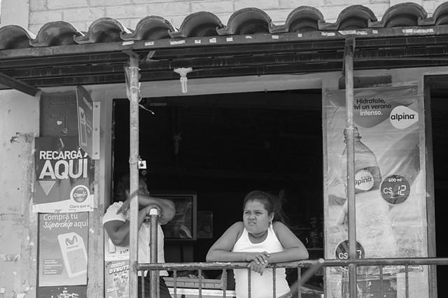 Mother & Child - San Juan de Sur, Nicaragua