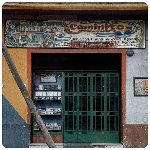Caminito ~ Buenos Aires (La Boca)