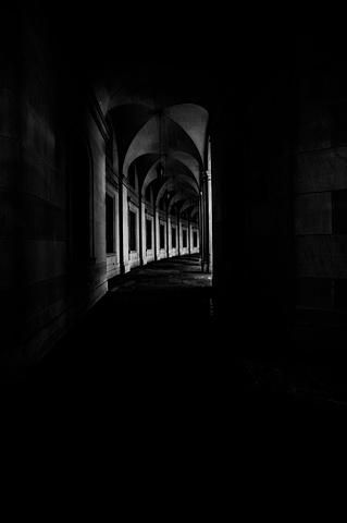 Tunnel ~ Washington, D.C.