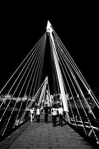 Millenium Bridge ~ London