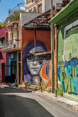 Camera Obsucra - Athens