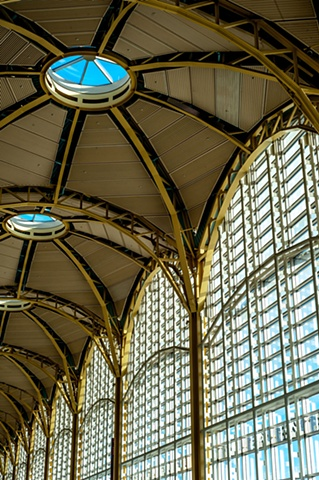 Ronald Reagan Airport Ceiling & Windows ~ Washington, D.C.