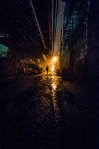 Wicker Park Alley ~ Chicago, IL. USA