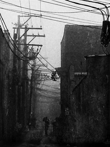 Andersonville Back Alley