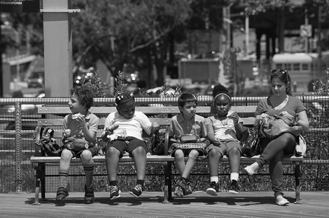 Coney Island Field Trip