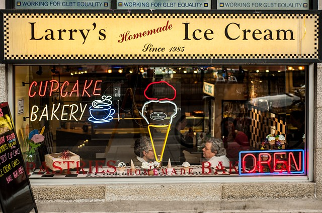 Larry's Ice Cream - Washing, DC