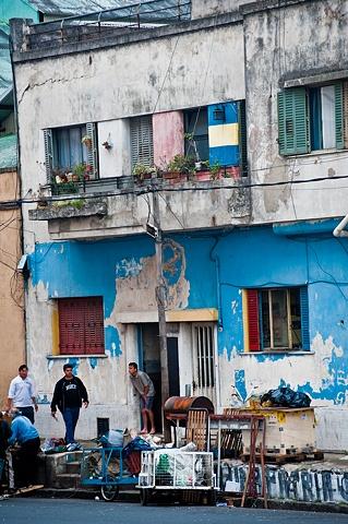 Vida en la Boca ~ Buenos Aires