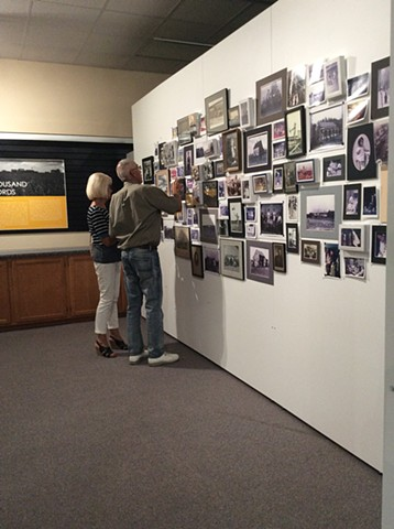 Exhibition View Picture Us: Northeast Nebraska in Photos & a Century of the Camera  June 19- November 4, 2018 Elkhorn Valley Museum, Norfolk, NE