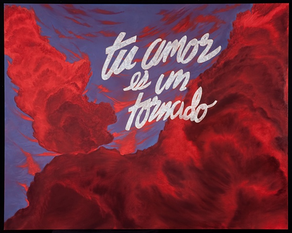 """Tu amor es un Tornado"" (Your love is a Tornado)"
