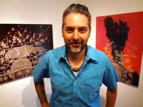 Interview with Richard Armendariz