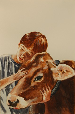 Sleeping with Cows 6
