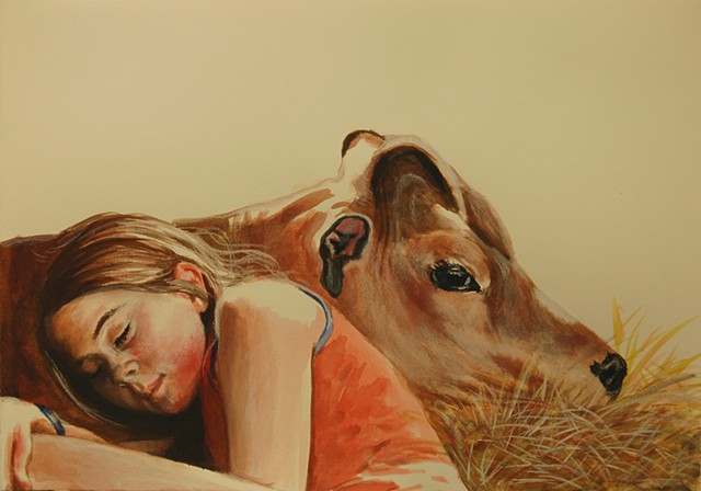 Sleeping with Cows 4