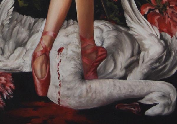 Red Shoes (detail)