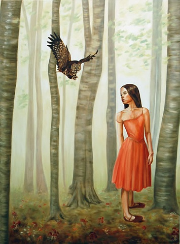 RENE LYNCH  SECRET LIFE OF THE FOREST