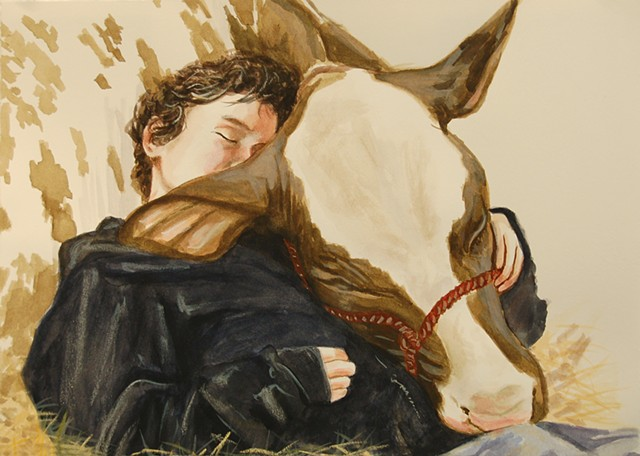 Sleeping with Cows 2