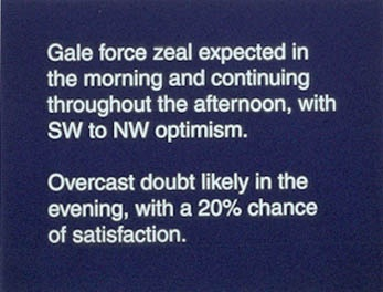 detail: Five Day Outlook