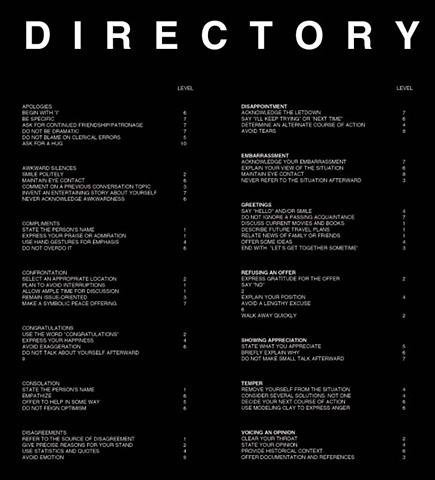 Directory #1