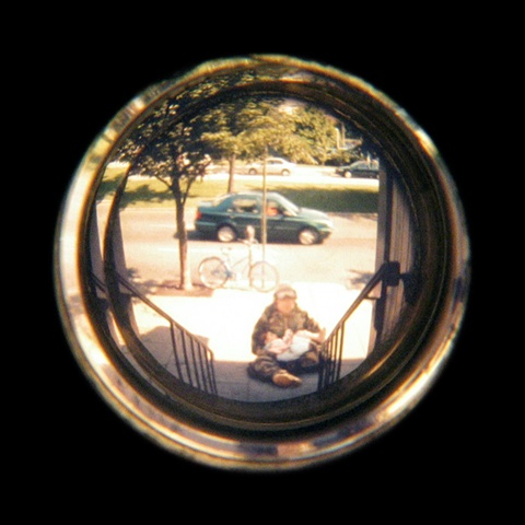 Peephole #5 (Mt Royal)