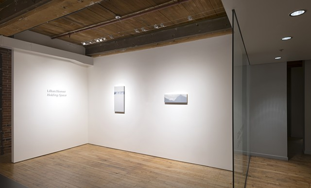 Holding Space at Goya Contemporary, January 10 - March 2, 2018