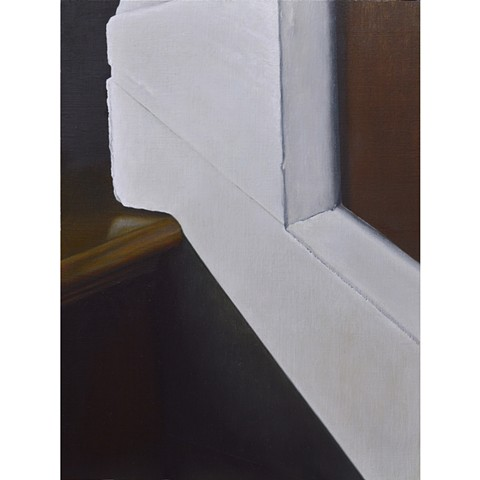 untitled (stairs and molding)