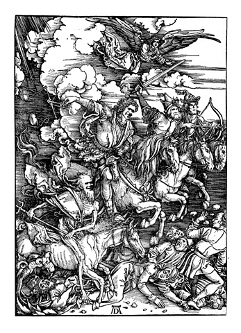 Four Horsemen (after Durer)