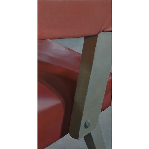 untitled (red chair)