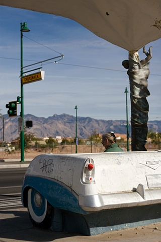 Bus Stop, Tucson, AZ