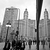 Chicago Street, Rainy Day