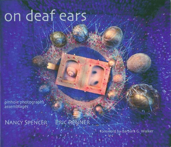 """on deaf ears"""