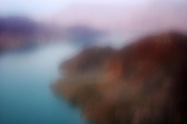 Dam 6 Qinghai Province, China