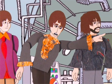 Robot Chicken Beatles sketch 2